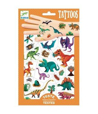Djeco Djeco | Body Art | Tattoos | Dino's | 3+