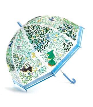Djeco Djeco | Paraplu 83 cm | Wilde Vogels | 3+