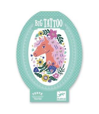 Djeco Djeco | Big Tattoo | Poetic Horse | 6+