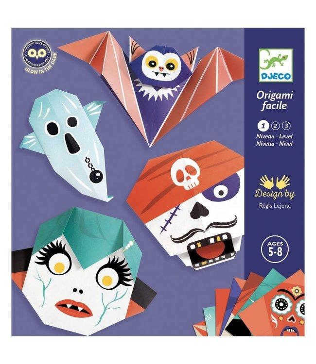 Djeco | Eenvoudige Origami | de Bibbers | 5 - 8 jaar