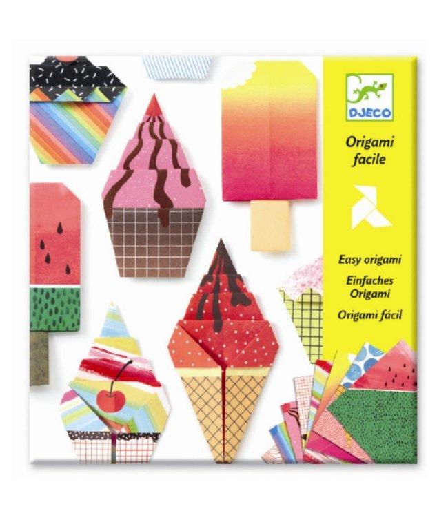 Djeco | Origami | Icecream | 5-10 jaar