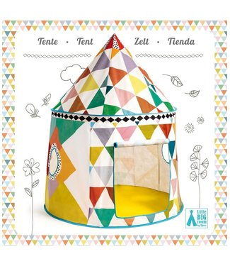 Djeco Djeco   Speeltent   Multicolore   3+