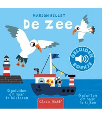 Clavis Clavis Geluidenboek De Zee 1+