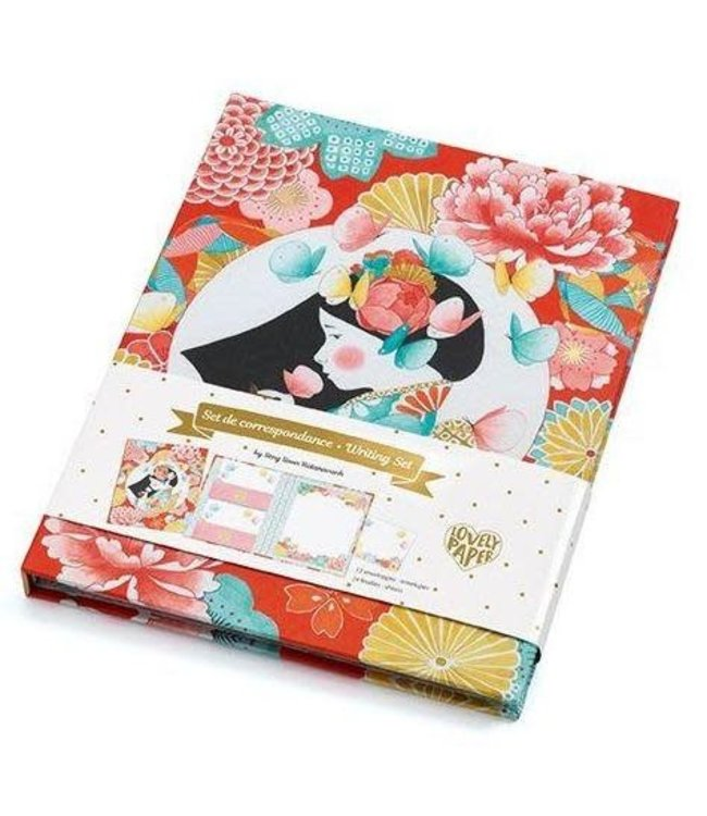 Djeco | Lovely Paper | Writing Set | Briefpapier | Misa