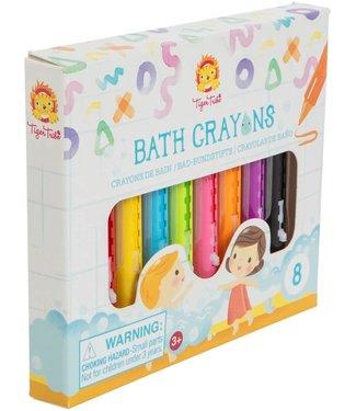 Tigre Tribe Tiger Tribe | Bath Toy | Bath Crayons | 8 delig | 3+