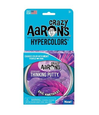 Crazy Aarons Crazy Aarons   Thinking Putty   Hypercolours   Epic Amethyst   3+