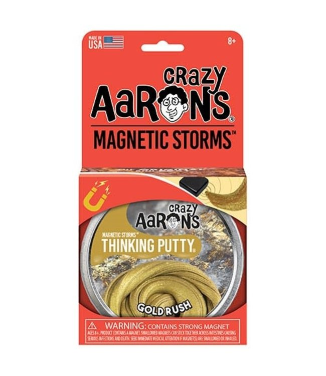 Crazy Aarons   Thinking Putty   Magnetic Storms   Gold Rush   8+