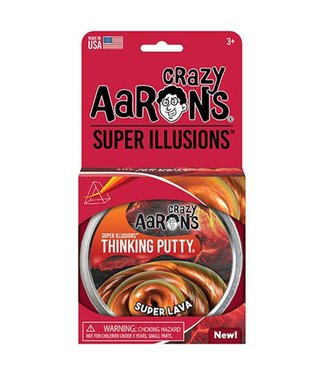 Crazy Aarons Crazy Aarons | Thinking Putty | Super Illusion |  Super Lava | 3+