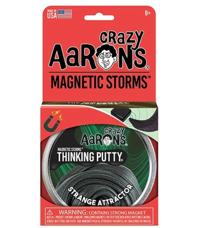 Crazy Aarons   Thinking Putty   Magnetic Storms   Strange Attractor   8+