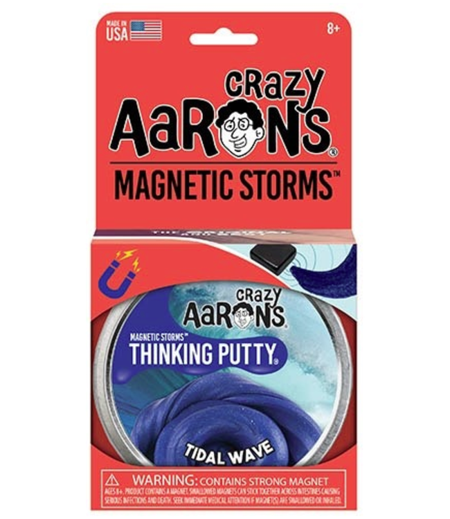 Crazy Aarons   Thinking Putty   Magnetic Storms   Tidal Wave   8+