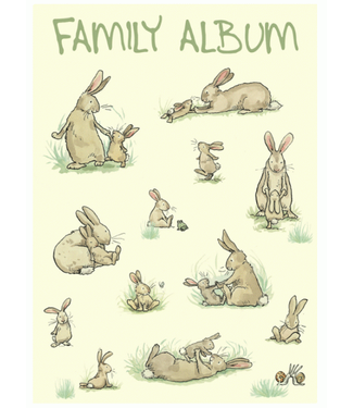 Two Bad Mice | Anita Jeram | Family Album