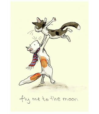 Two Bad Mice | Anita Jeram | Fly Me to the Moon