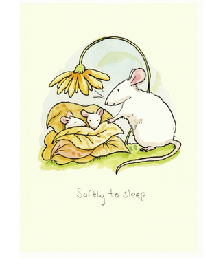 Two Bad Mice | Anita Jeram | Softly to Sleep
