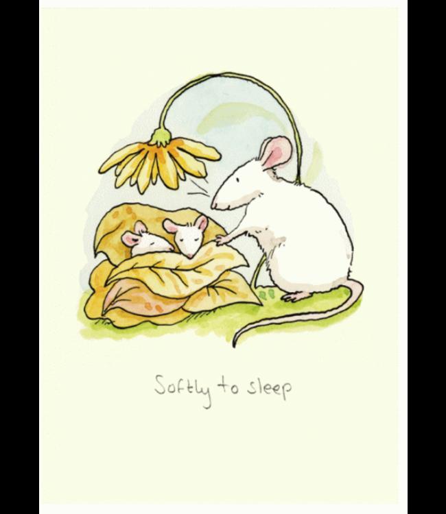Two Bad Mice   Anita Jeram   Softly to Sleep