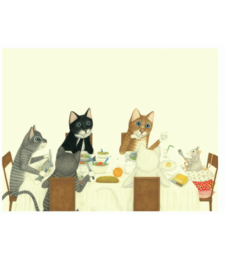 Two Bad Mice | Lisa D'Andrea | VIP Dinner Party Card