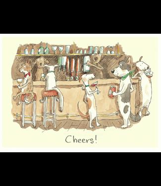 Two Bad Mice | Anita Jeram | Cheers!