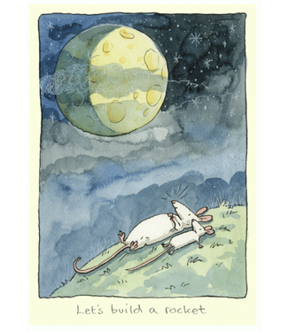 Two Bad Mice | Anita Jeram | Let's Build a Rocket