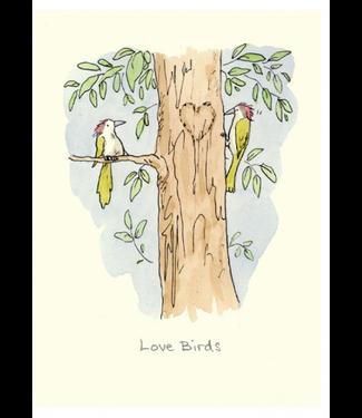 Two Bad Mice | Anita Jeram | Love Birds