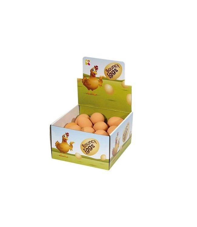Bouncy Egg | Stuiterei | 6 cm | 5+
