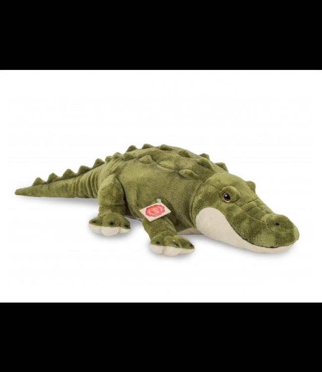 Hermann Teddy | Pluche Krokodil | 60 cm