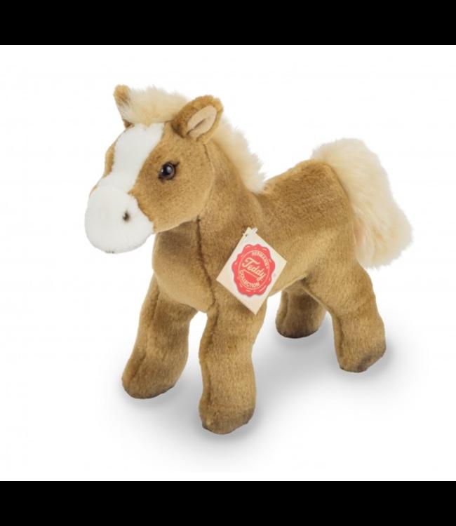 Hermann Teddy | Pluche Paard | 19 cm