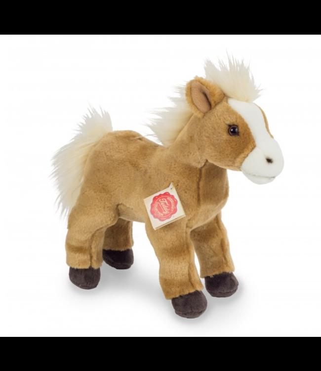 Hermann Teddy | Pluche Paard | Haflinger | 25 cm