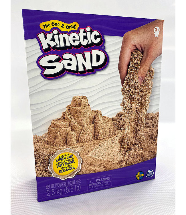 Kinetic Sand | 2,5 kilo | 3+