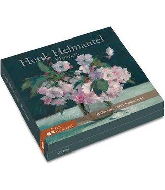 Art Revisited | Henk Helmantel | 4 x 2 |  Flowers