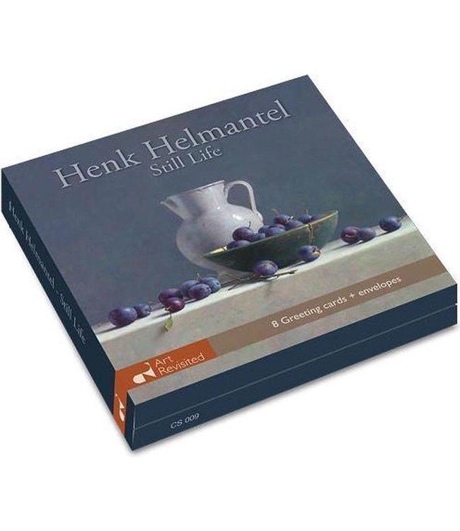 Art Revisited | Henk Helmantel | 4 x 2 |  Still Life