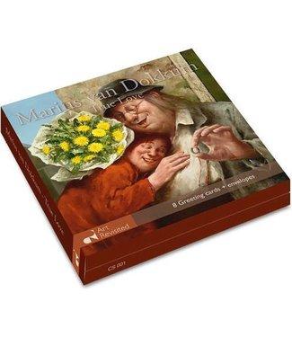 Art Revisited | Marius van Dokkum | 4 x 2 |  True Love