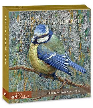 Art Revisited   Erik van Ommen   4 x 2    Birds