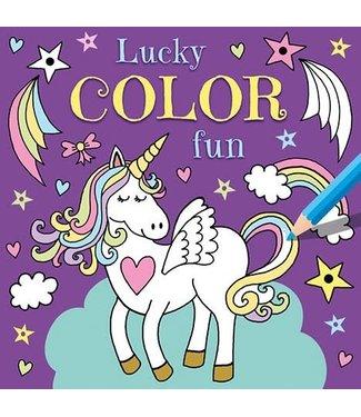 Deltas | Kleurboek | Lucky Color Fun | 3 - 8 jaar