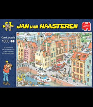 Jumbo Jumbo | Jan van Haasteren | Ontbrekende Stukje | 1000 stukjes