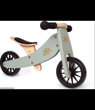 Kinderfeets Kinderfeets | Tiny Tot | 2 in 1 | Tricycle/Balance Bike | Sage | 1+