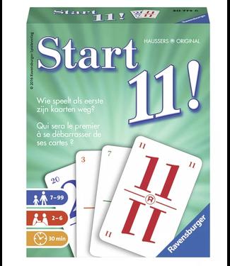 Ravensburger Ravensburger |  Spel  |  Start 11 !  |  7+