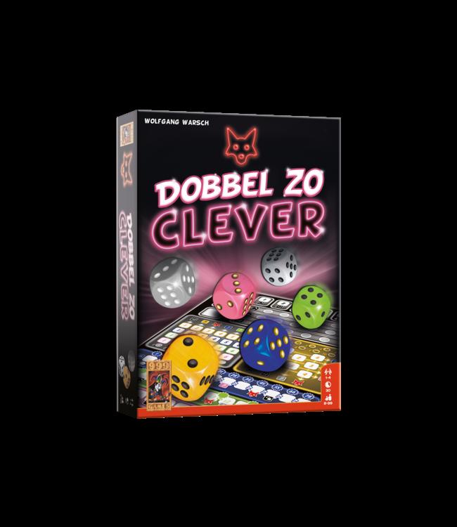 999 Games   Dobbelspel   Dobbel Zo Clever   8+