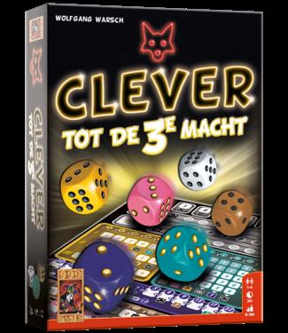 999-Games 999 Games | Dobbelspel | Clever tot de 3e Macht | 8+