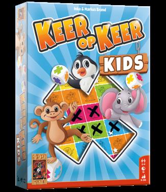 999-Games 999 Games | Dobbelspel | Keer op Keer | Kids | 5+