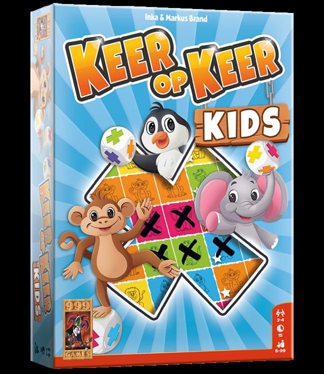 999 Games | Dobbelspel | Keer op Keer | Kids | 5+