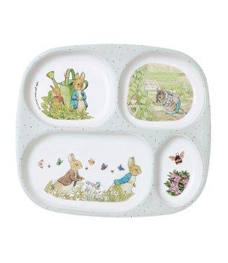 Petit Jour Petit Jour | Peter Rabbit | Vakjesbord | 24 x 21 cm | + 6 mnd