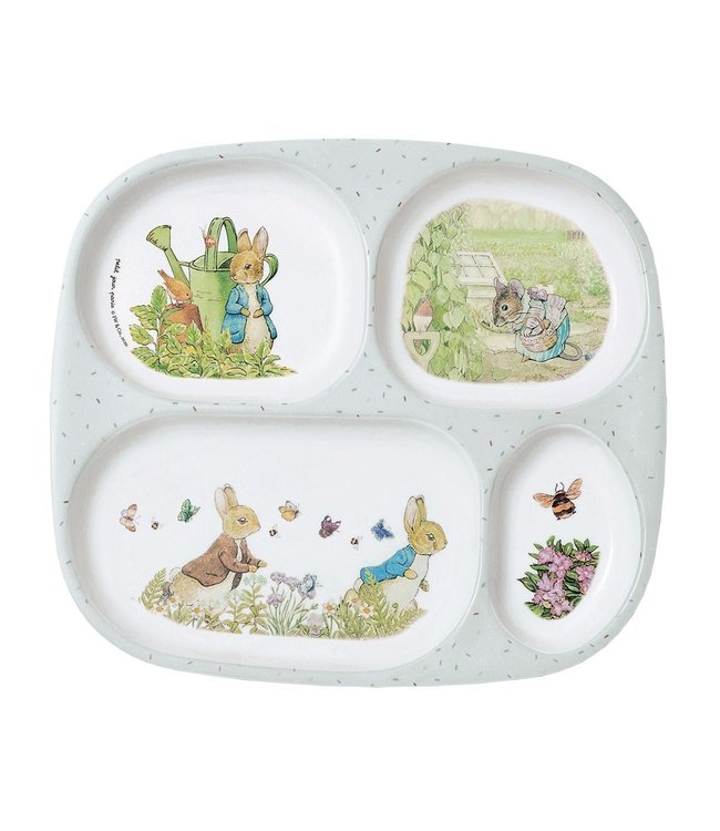 Petit Jour Paris | Peter Rabbit | Vakjesbord | 24 x 21 cm | + 6 mnd