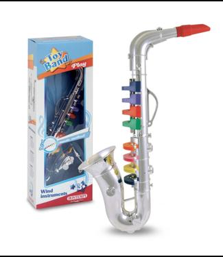 Bontempi Bontempi | Saxofoon | 8 tonen | 41,5 cm | 3+