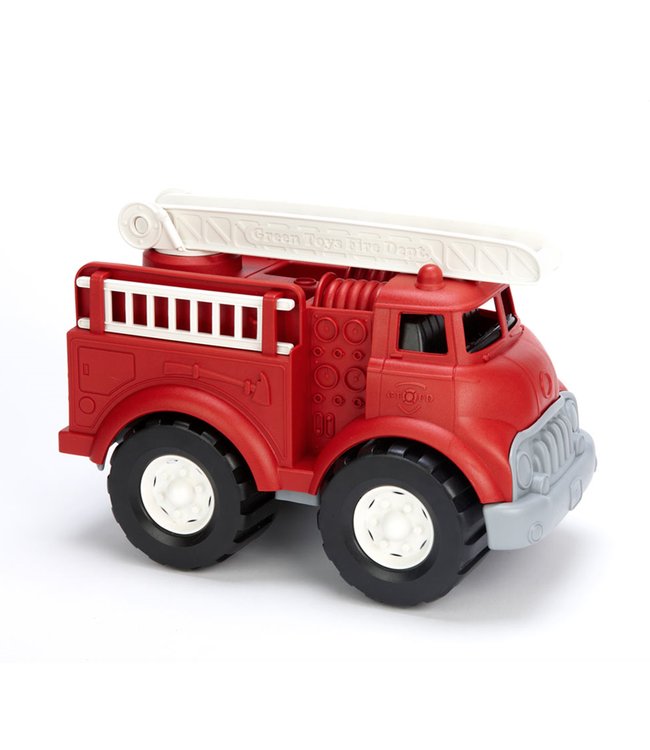 Green Toys | Fire Truck | 25 cm |1+