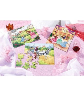Haba Haba Puzzel Prinses Mina  4+