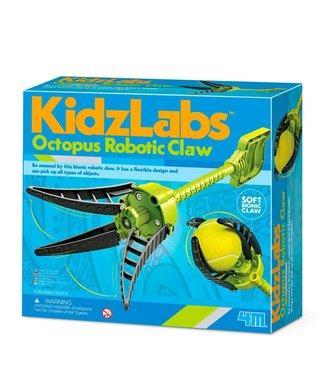 4M 4M | Kidzlabs | Octopus Robotklauw | 5+