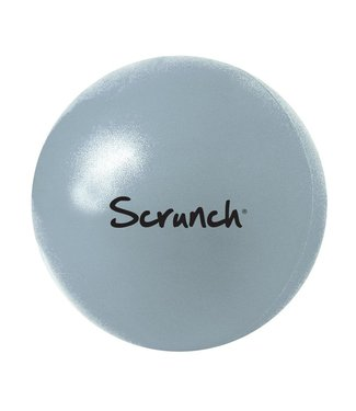 Scrunch Scrunch  | Opvouwbare Bal | 23 cm | Eendenei Blauw | 3+