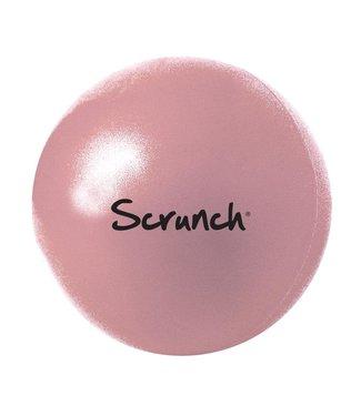Scrunch Scrunch  | Opvouwbare Bal | 23 cm | Oud Roze | 3+