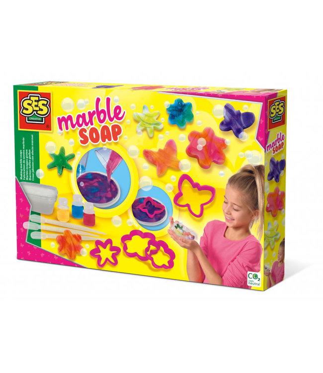 Ses | Marble Soap | Zeepjes gieten | 6+