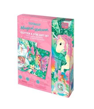 Box Candiy | Totally Magical Forest | Glitter en Folie | Kunst Set | 6+