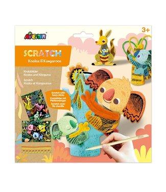 Scratch Avenir Scratch Junior | Chenille | Koala en Kangoeroe | 3+